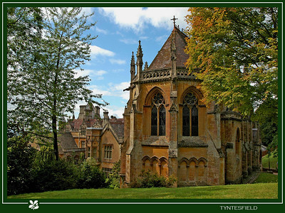 Tyntesfield,Somerset