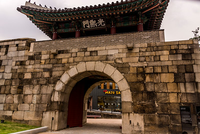Gates of Seoul
