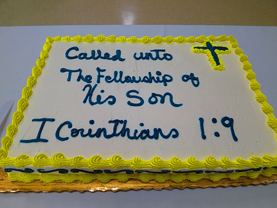 Christ's Fellowship