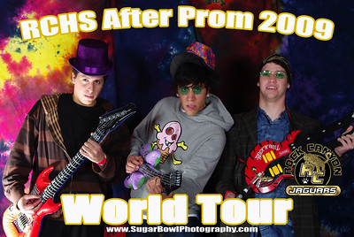 After Prom World Tour