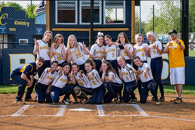 LCHS Softball