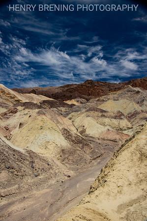 US CA Death Valley