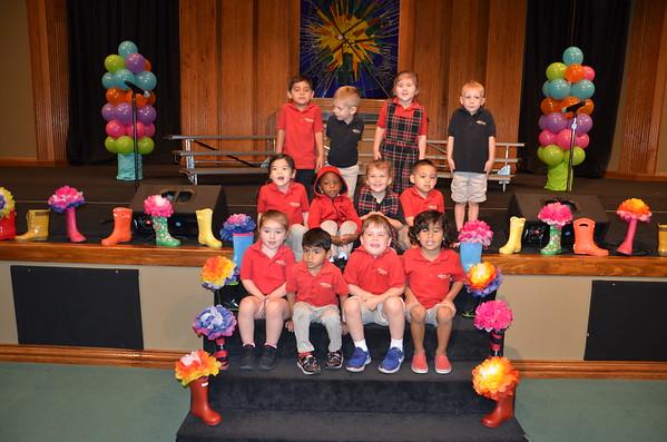 2018 Preschool Classes