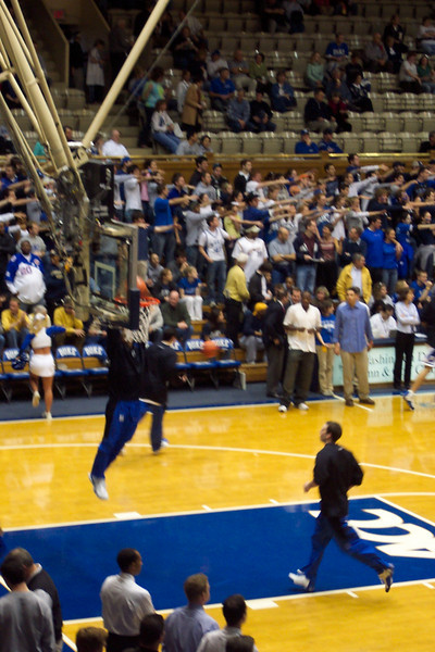 2005-02-05 Duke Basketball - Georgia Tech