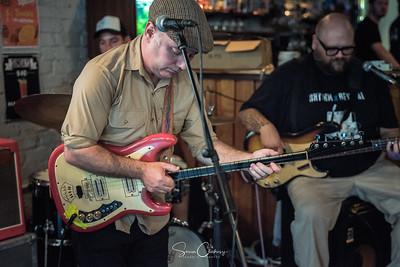 Blues Roulette w/ Jeff Lang @ The Catfish: Dec 19th