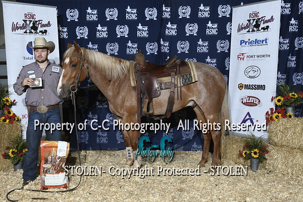 Open Futurity RSNC Finals 2018 Fort Worth TX