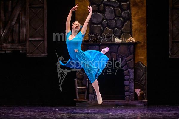Cinderella BLUE Dress Rehearsal Wednesday 04-14-21