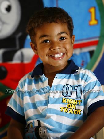 Joshua 3 Years Old