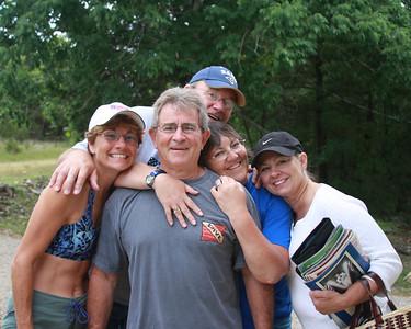 Bull Shoals - 4th of July, 2009