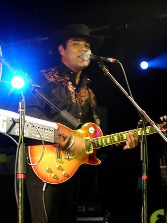 Los Palominos at OK Corral, Fort Worth, TX 7-15-2005