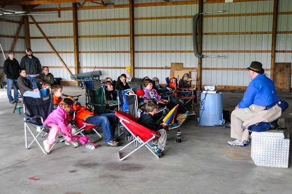 2015-06-06, Central Dakota NAVHDA Conservation Day