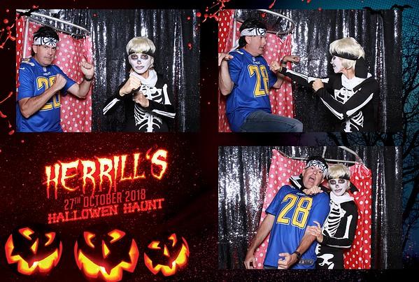 HERRILL'S Halloween Haunt 2018