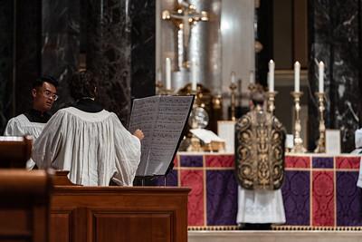 Requiem All Souls Mass - Cathedral Basilica, Philadelphia