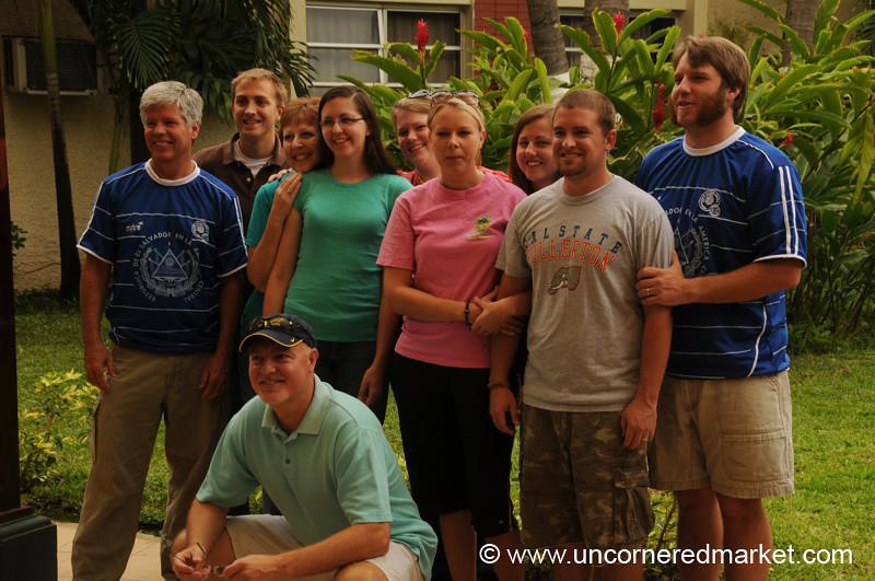 Kentucky and Tennessee Friends - San Miguel, El Salvador