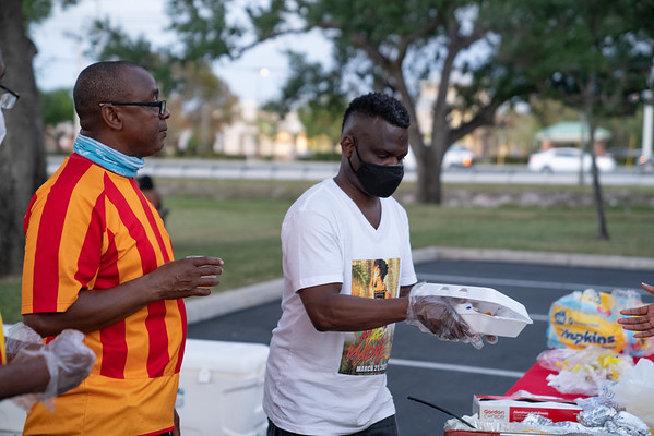 Cornwall College Alumni Association - Drive by Fish Fry