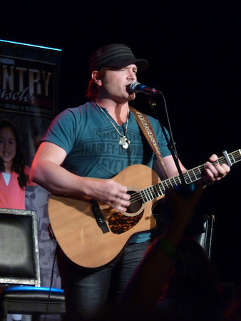Lee Brice & Jerrod Niemann ~ Fan Bash 2013 ~ Nashville, TN ~ 6/13