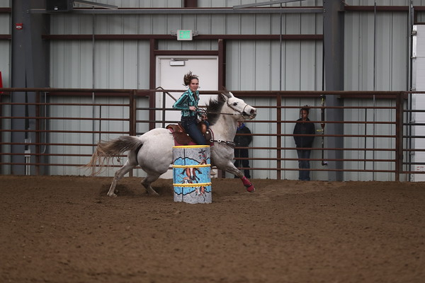 March Madness Barrel Race 6 March 2021