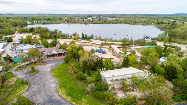 Abandoned Geauga Lake & Wild Water Kingdom  Amusement Park