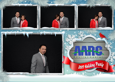 AARC Holiday Party with template 2017