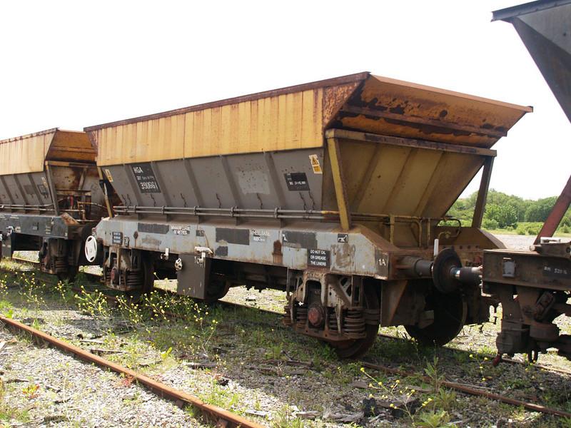 HGA 390661 Margam Demolition 28/05/07