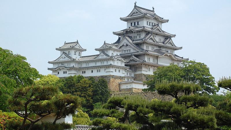 View from Nishi-no-maru