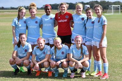 Girls 02 Soccer