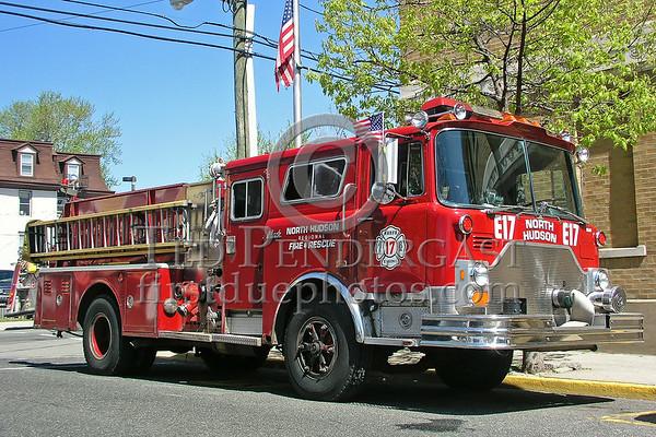 New Jersey - North Hudson Regional Fire District