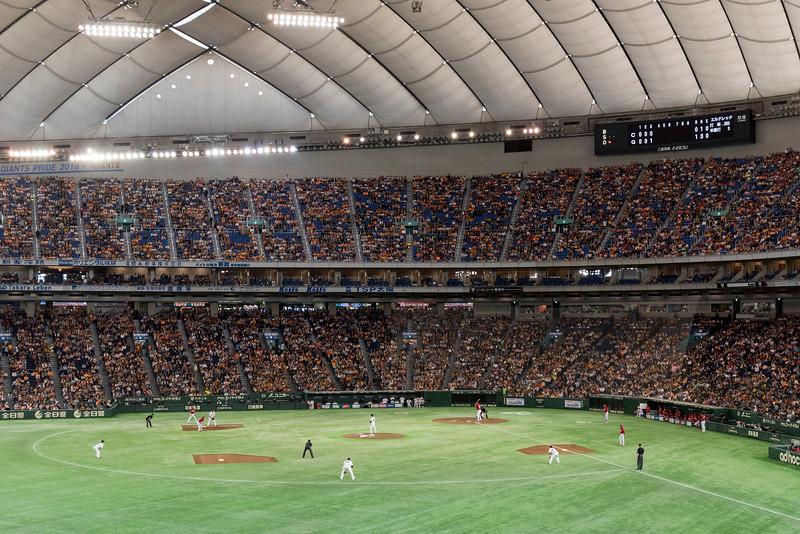 Tokyo Dome Baseball Stadium, Japan