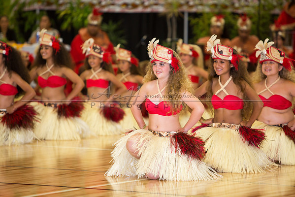 2013 Hura Tahiti Performances - Lokelani's Keiki Otea