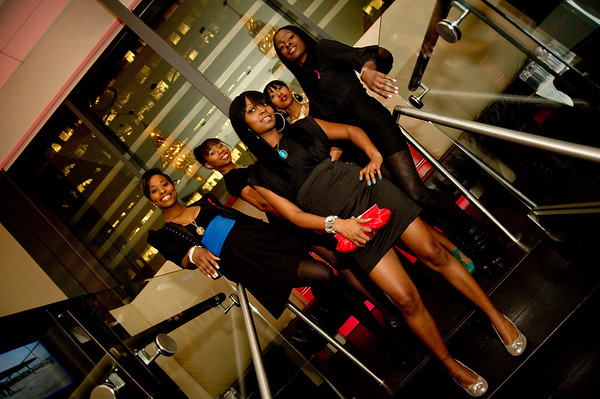 """The Lawrence O'neal Foundation Presents """"Humanity for Haiti"""" at Shadowroom [2010.02.25]"""