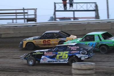 South Buxton Raceway, Merlin, ON, September 3, 2011