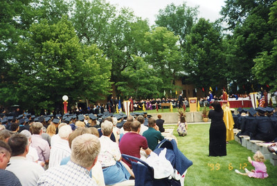 University of Minnesota-Morris 1999 Graduation