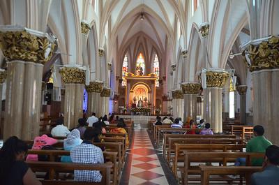 St. Mary's Basilica - Bangalore