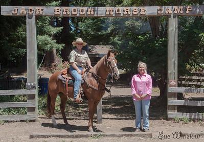 Jack Brook Horse Camp 2012