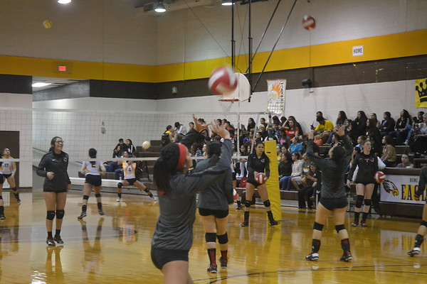 Lady Cards vs Brownsville Hanna 2017
