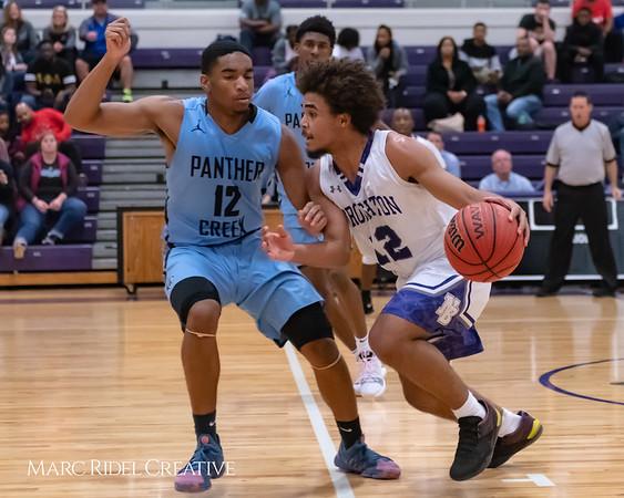 Broughton varsity basketball vs Green Hope. November 20, 2018, MRC_8367