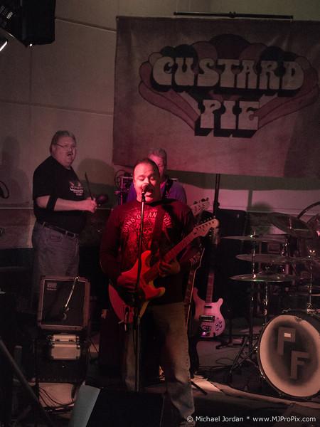 Custard Pie live in Mentor