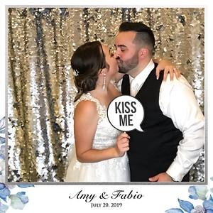 Amy & Fabio