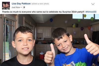 Lisa Pattison - 30ish Party