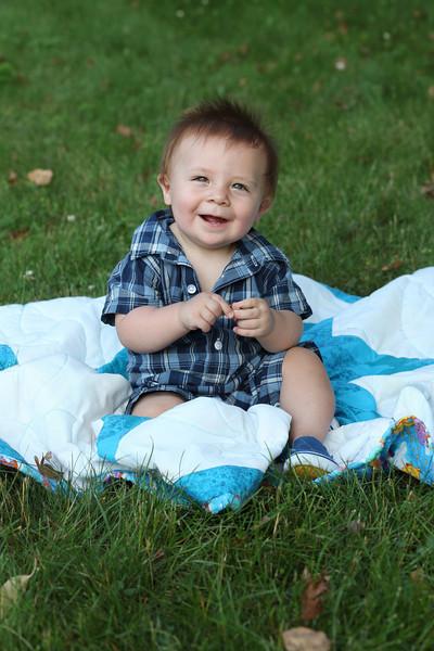 Keyan--9 months old!
