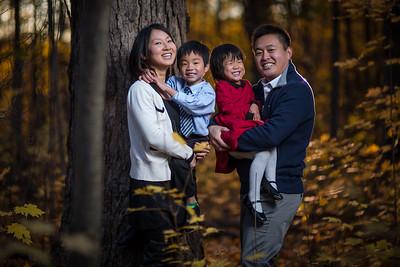 Shigehara Family