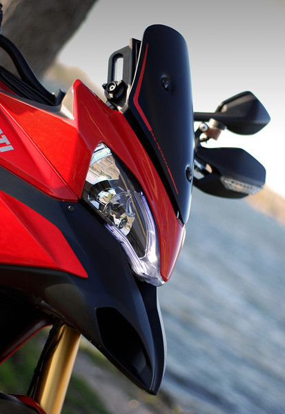 5/6: Photo by Portuguese Multistrada owner Joao F (aka JP)  See: Featured Bikes - Ducati Multistrada 1200 MTS1200 Motorcycles