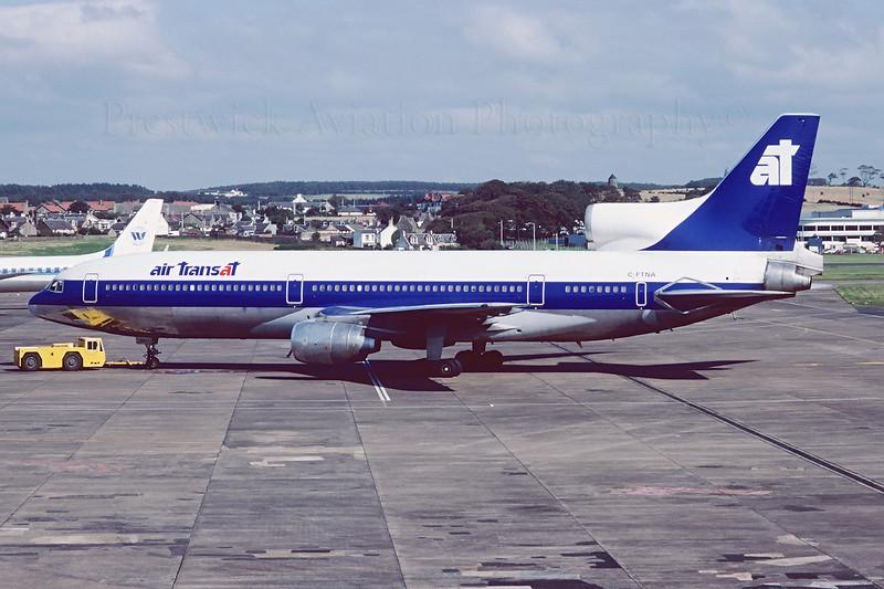 C-FTNA Lockheed L-1011-385-1-14 TriStar 150 Air Transat Prestwick September 1988..jpg