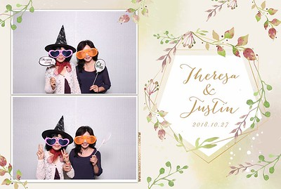 Theresa & Justin's Wedding
