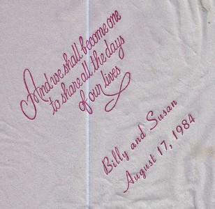 1984 08-17 Billy & Susan