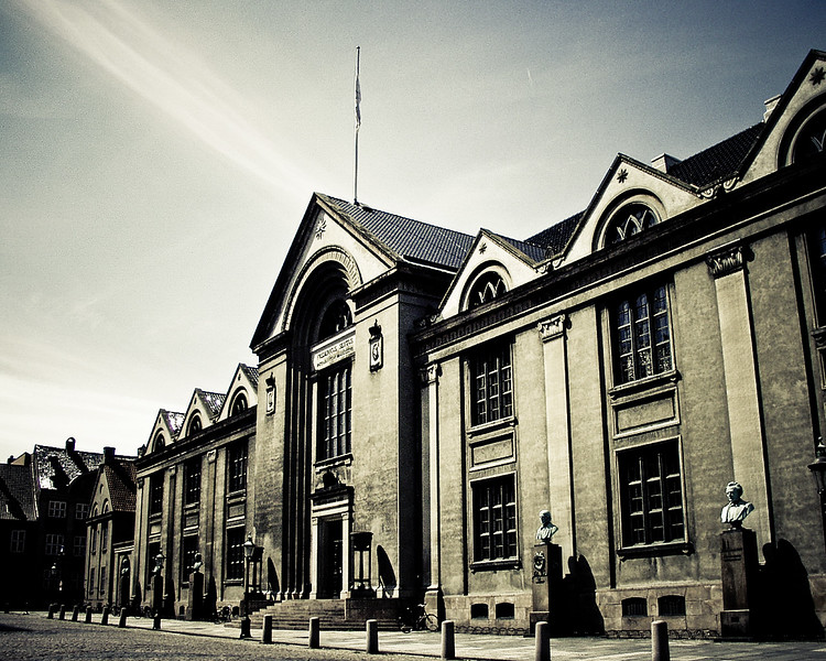 Københavns Universitet, Copenhagen University