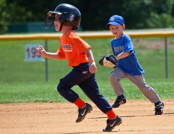 Baseball 6-13-2009 in Dickson