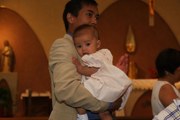 Annabella Baptism 2011