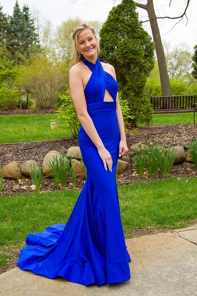 Lindsay Prom BHS 2019