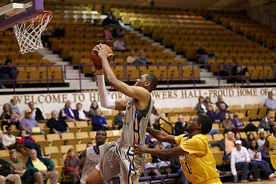 UNA Basketball vs Oakwood 12/04/12